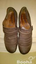 Medicus 40-es bőr cipő