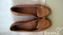 Hotter 39-es bőr cipő