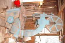 Szalagfűrészgép 600-as alumíniumkerekekkel eladó