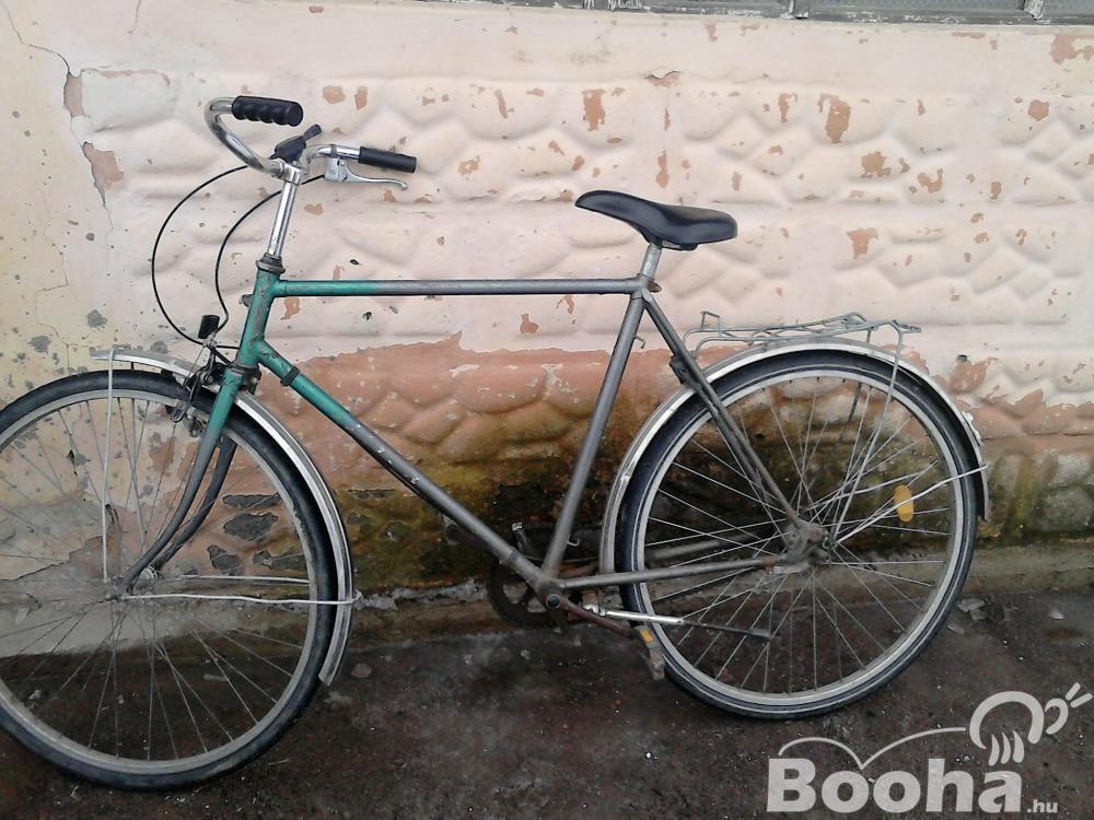 Férfi vázas bicikli