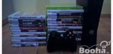 Xbox 360 (slim 250gb)