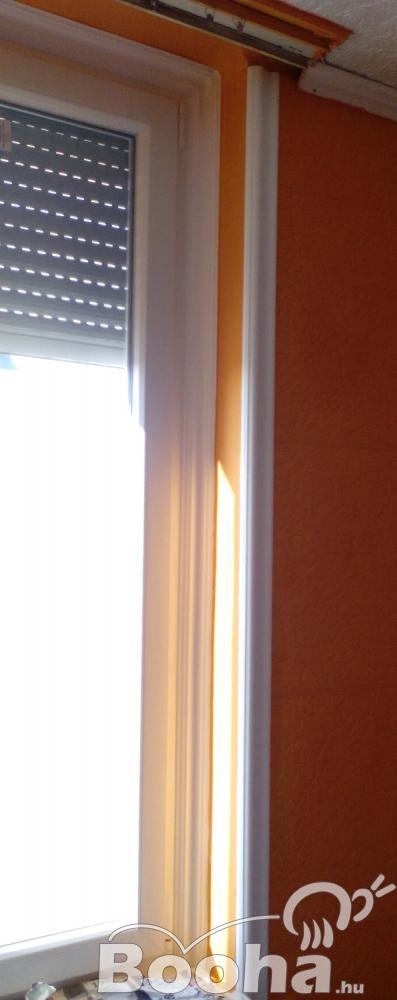 Ajtó-ablakcsere utáni helyreállító utómunkálatok