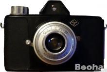 Használt Agfa, Click - II. fényképezőgép.