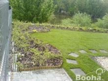 kertépítés, kertrendezés,kőműves munkák