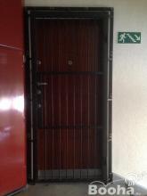 Bejárati ajtóra védőrács