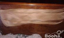 Tresszelt europai haj 3 dupla sor 55cm hosszú