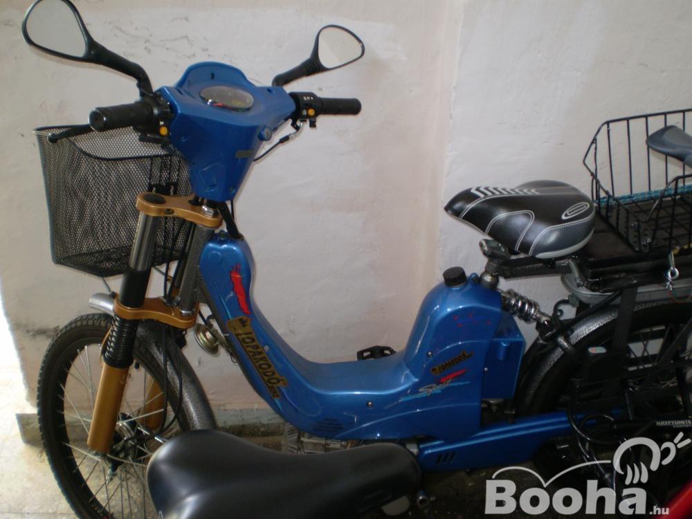 bfb-01 4ü motoroskerékpár kék