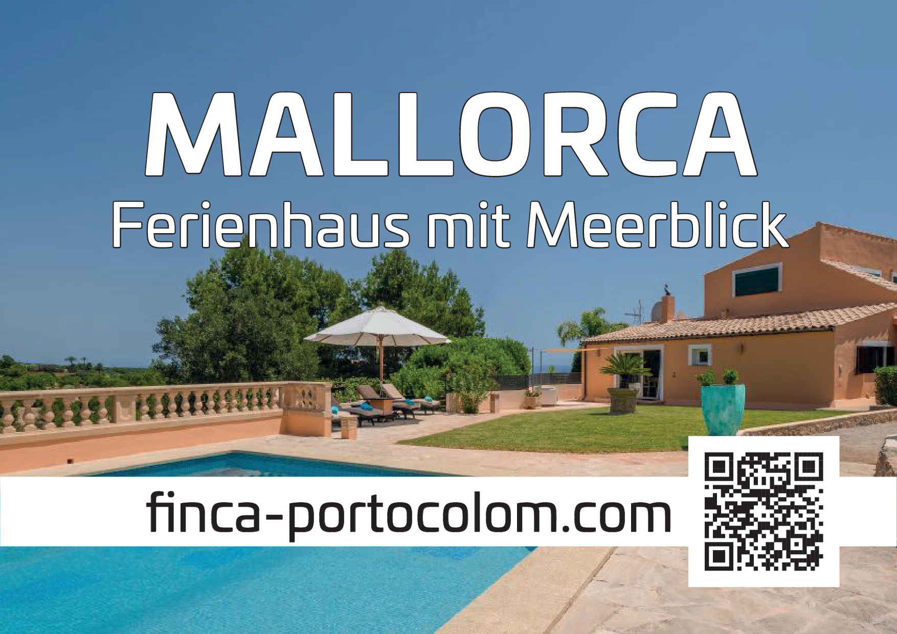 Finca Portocolom auf Mallorca