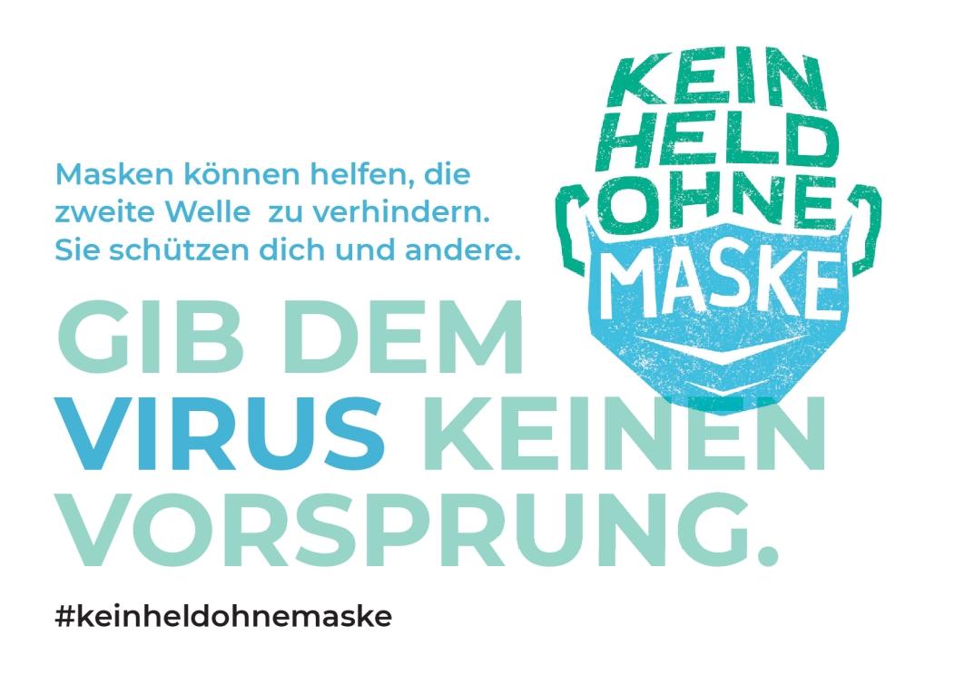 Kein Held ohne Maske (Solidaritätsaktion)
