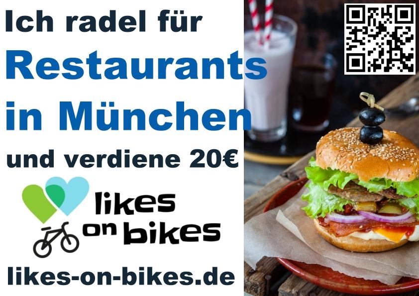 Radeln für likes-on-bikes Restaurants