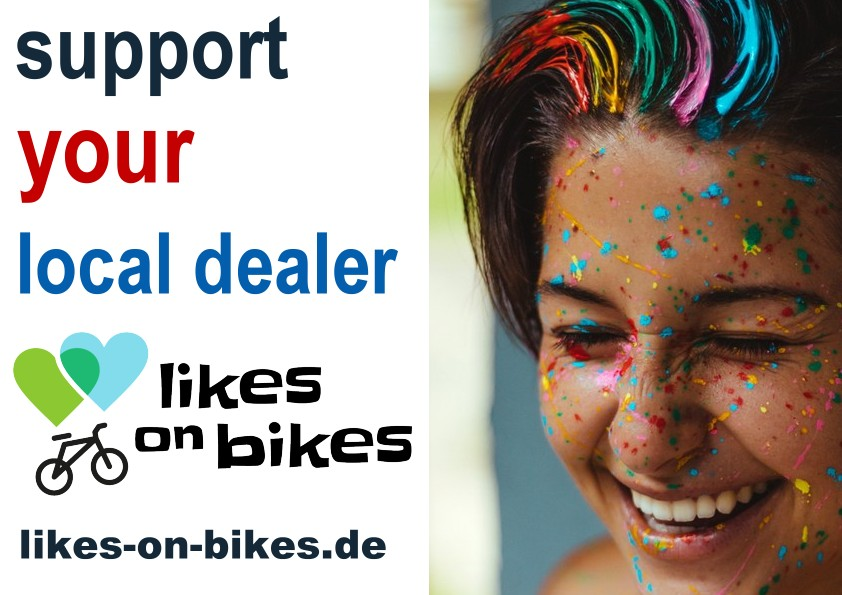 support your local dealer (Solidaritätsaktion)