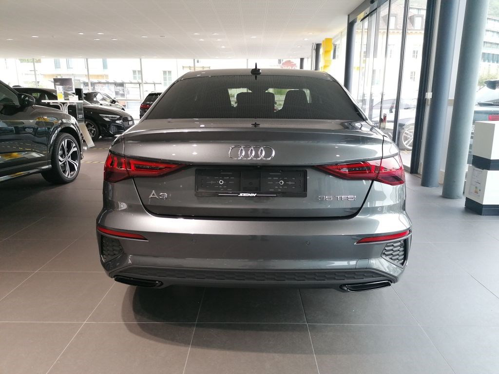 Audi A3 Limousine 35 Tfsi S Line S Tronic All In One Leasings Von Gowago Ch