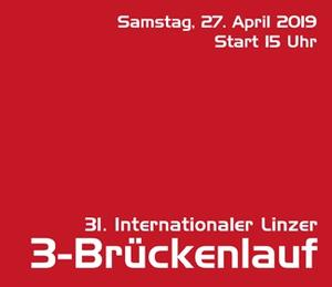 31. Internationaler Linzer 3-Brückenlauf