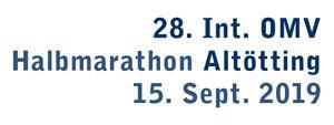28. OMV Halbmarathon Altötting