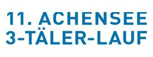 11. Achensee 3 - Taeler - Lauf