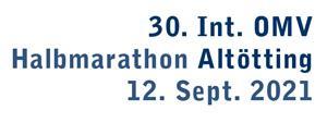 30. OMV Halbmarathon Altötting