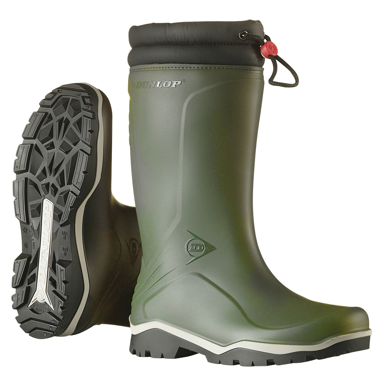 Thermostiefel Dunlop Blizzard Gr. 42