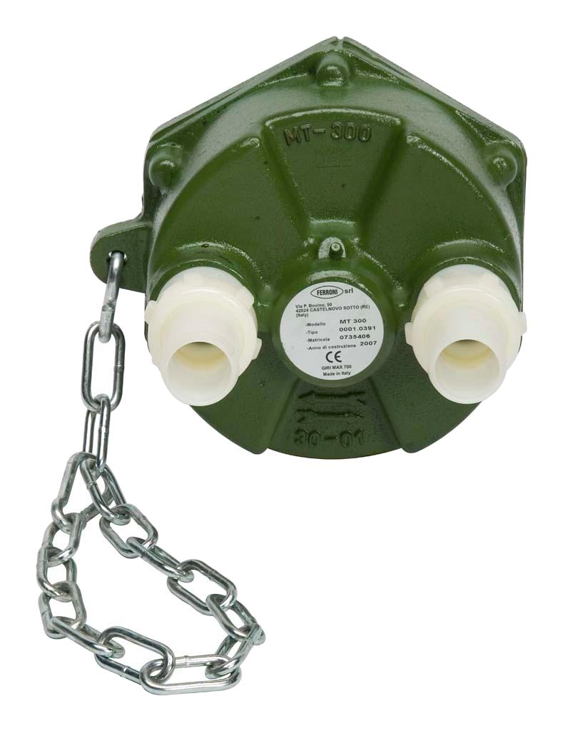 Selbstansaugende Zapfwellenpumpe  MT 300 ohne Zubehör