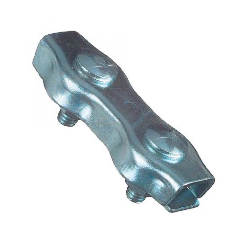 Seilverbinder verzinkt 6mmDuplex