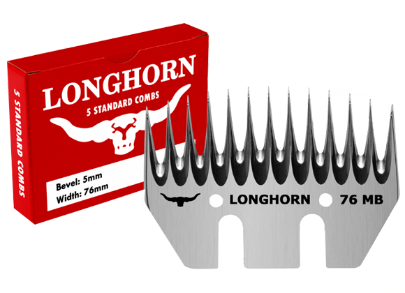 Longhorn Standard Kamm