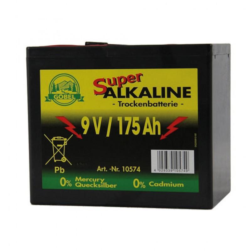 Batterie 175 AH alkalisch
