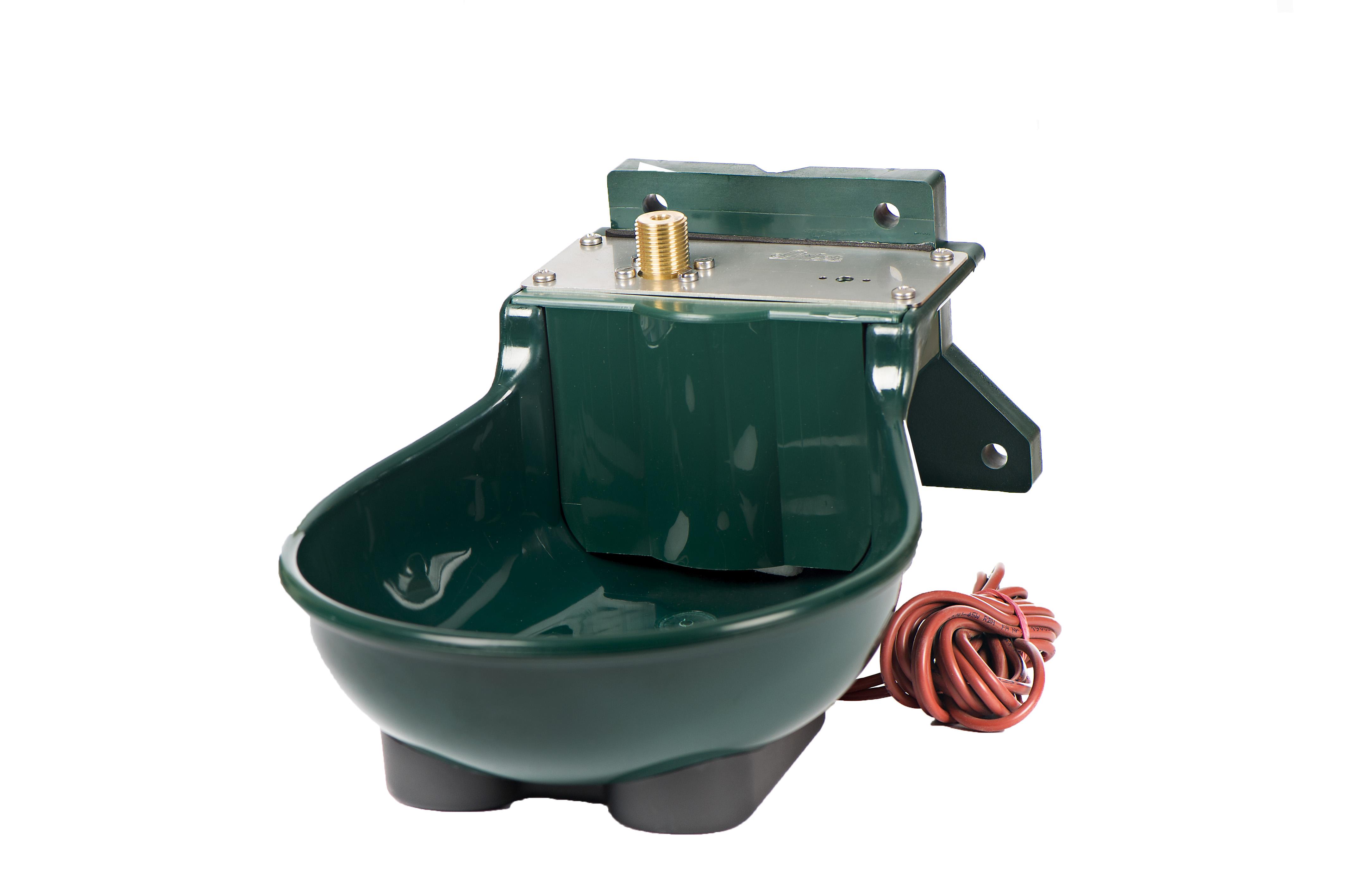 Tränkebecken SB 112 ZPS mit Heizkabel 24 Volt / 45 Watt (Frostschutz bis ca. -25°C)