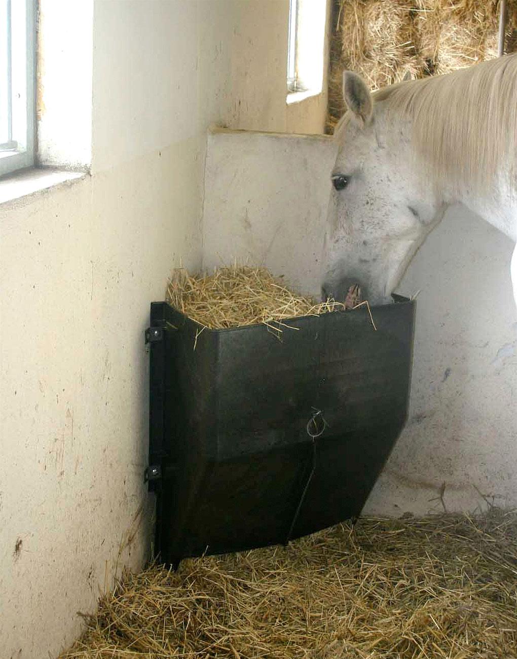 Kunststoff-Heuspender für Pferde 200 l