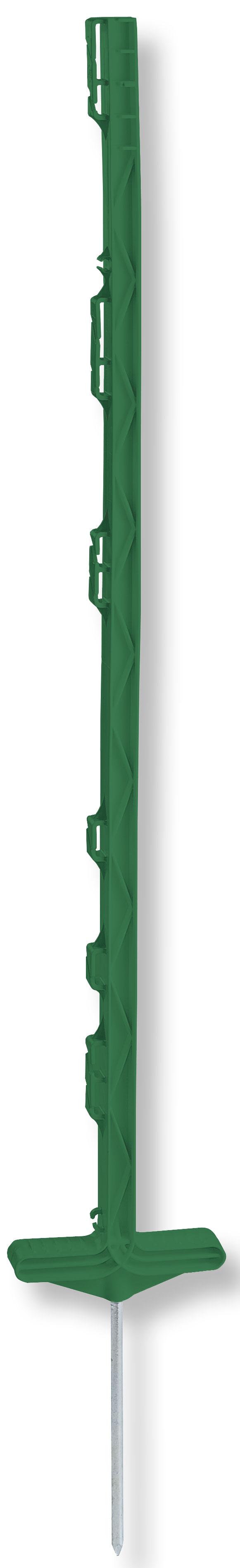 Weidezaunpfahl WZ 2100/140 D G (grün)