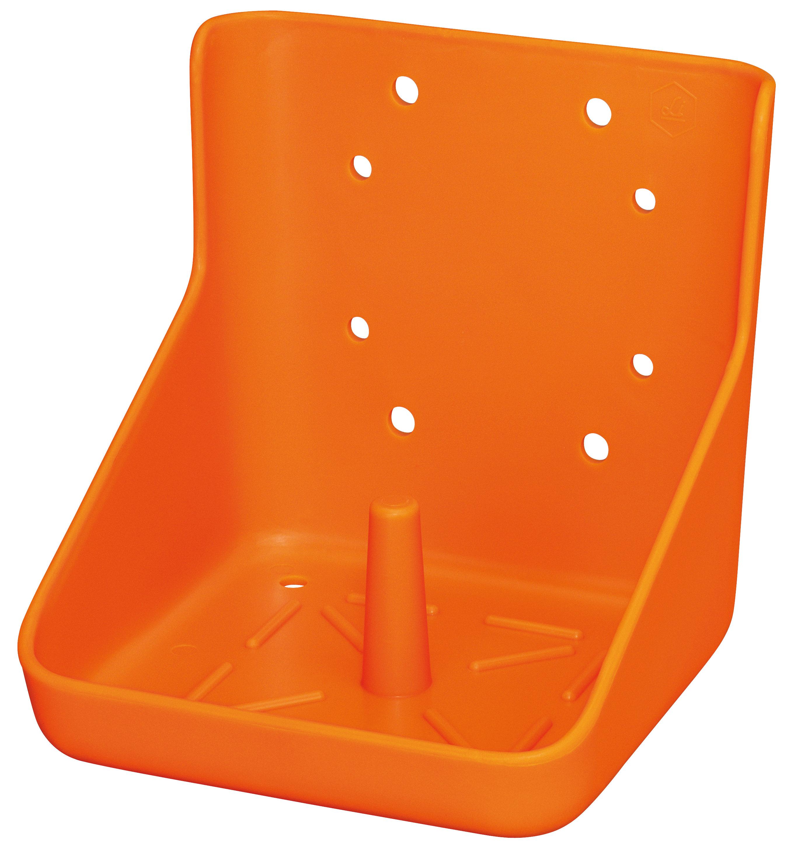 Lecksteinhalter SL 3 (neon orange)