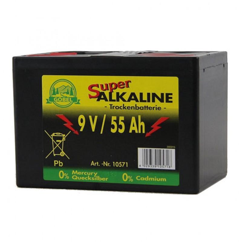 Batterie 55 AH alkalisch