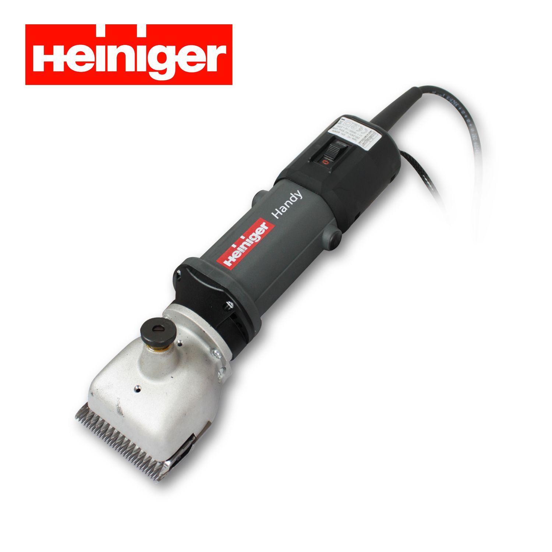 Heiniger Handy Pferdeschermaschine 230V/120W EU mit 35/17 Schermesser Set