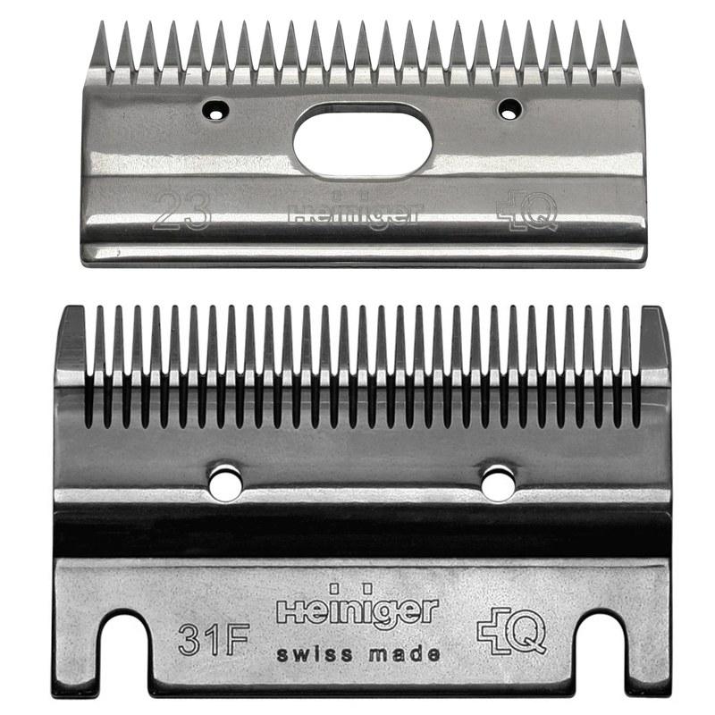 Heiniger R31F/23 Schermesser Set