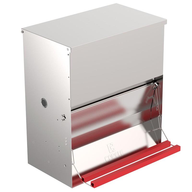 """""""Tiger"""" automatischer Geflügelfutterautomat 40 Kg"""