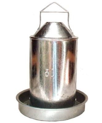 Metall Hühnertränke 10,0 Liter