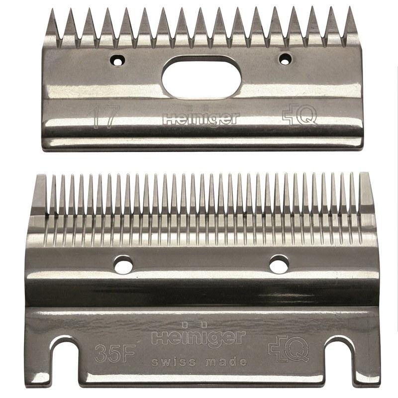 Heiniger 35F/17 Schermesser Set