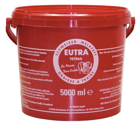 Eutra-Melkfett 5000ml