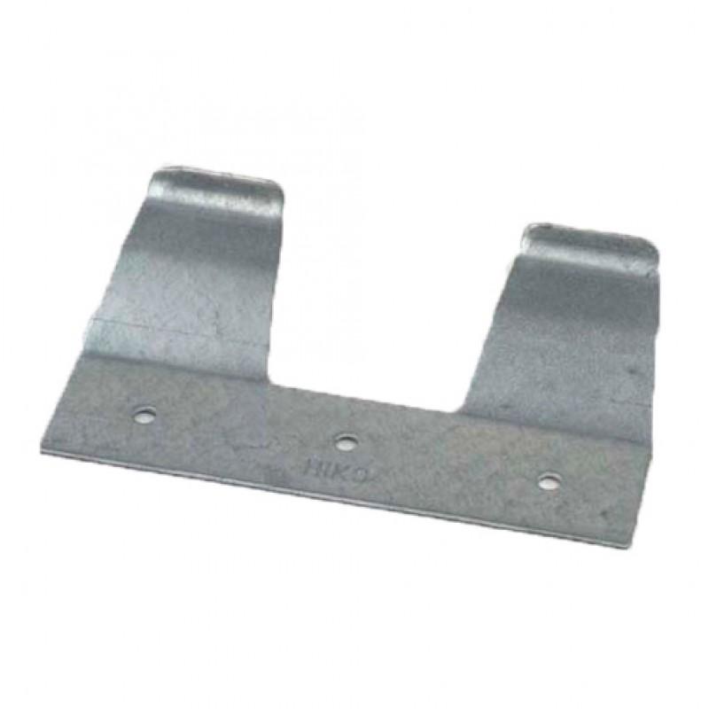 Halteplatte Metall zu Tränkeeimer