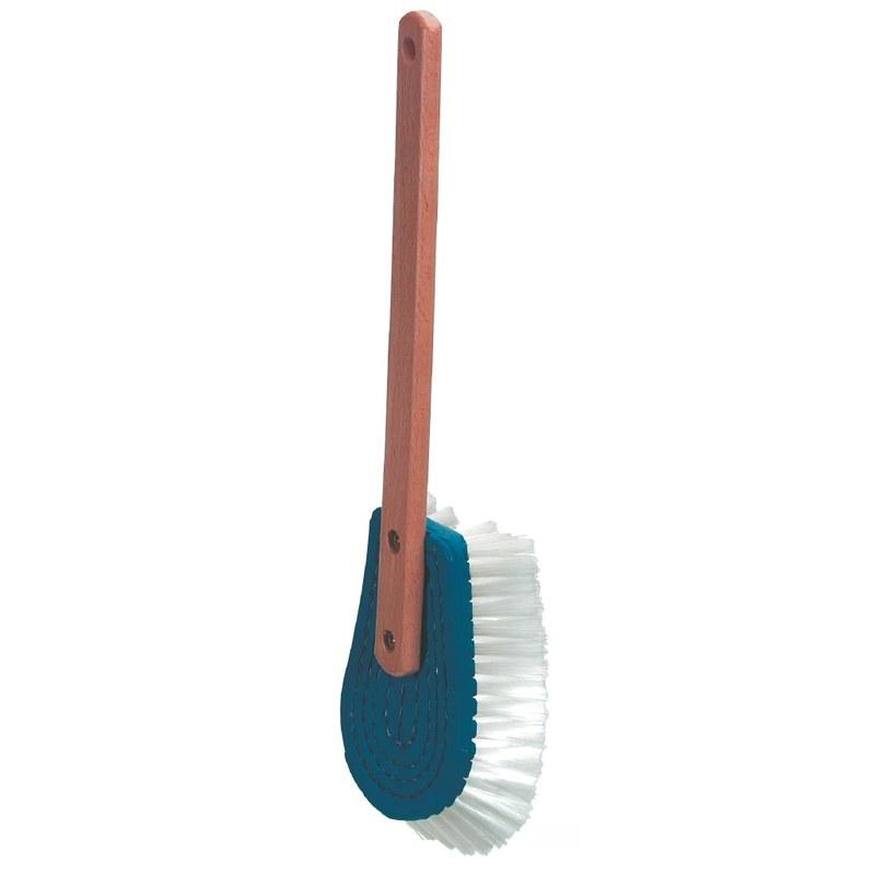 Reinigungsbürste mit Stiel