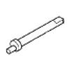 Heiniger Exzenterwelle USV/HC/CORDLESS