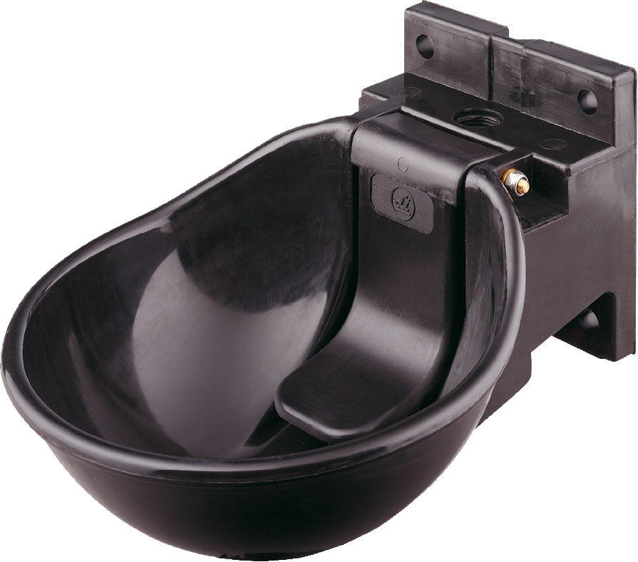 Tränkebecken SB 1 N schwarz (Niederdruck)