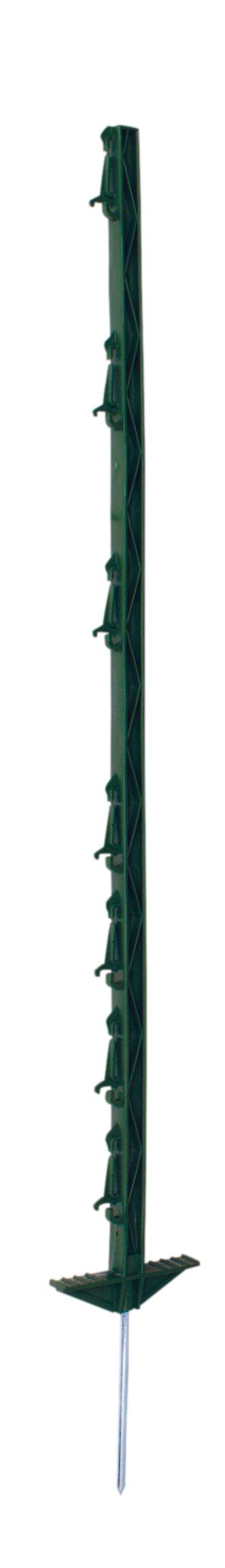 Weidezaunpfahl WZ 4000/110 D G (grün)