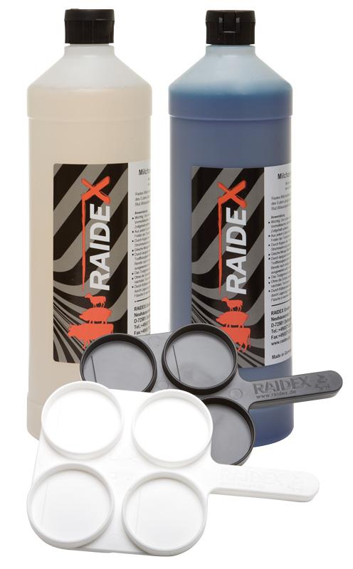 Raidex Milchzelltest 2003, blau 1 ltr.