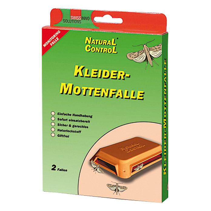 Kleider Mottenfalle 2er Pack