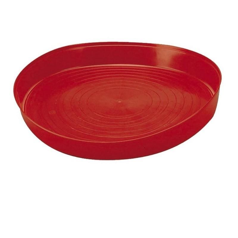 Kunststoff Futterschale für Geflügel/Küken