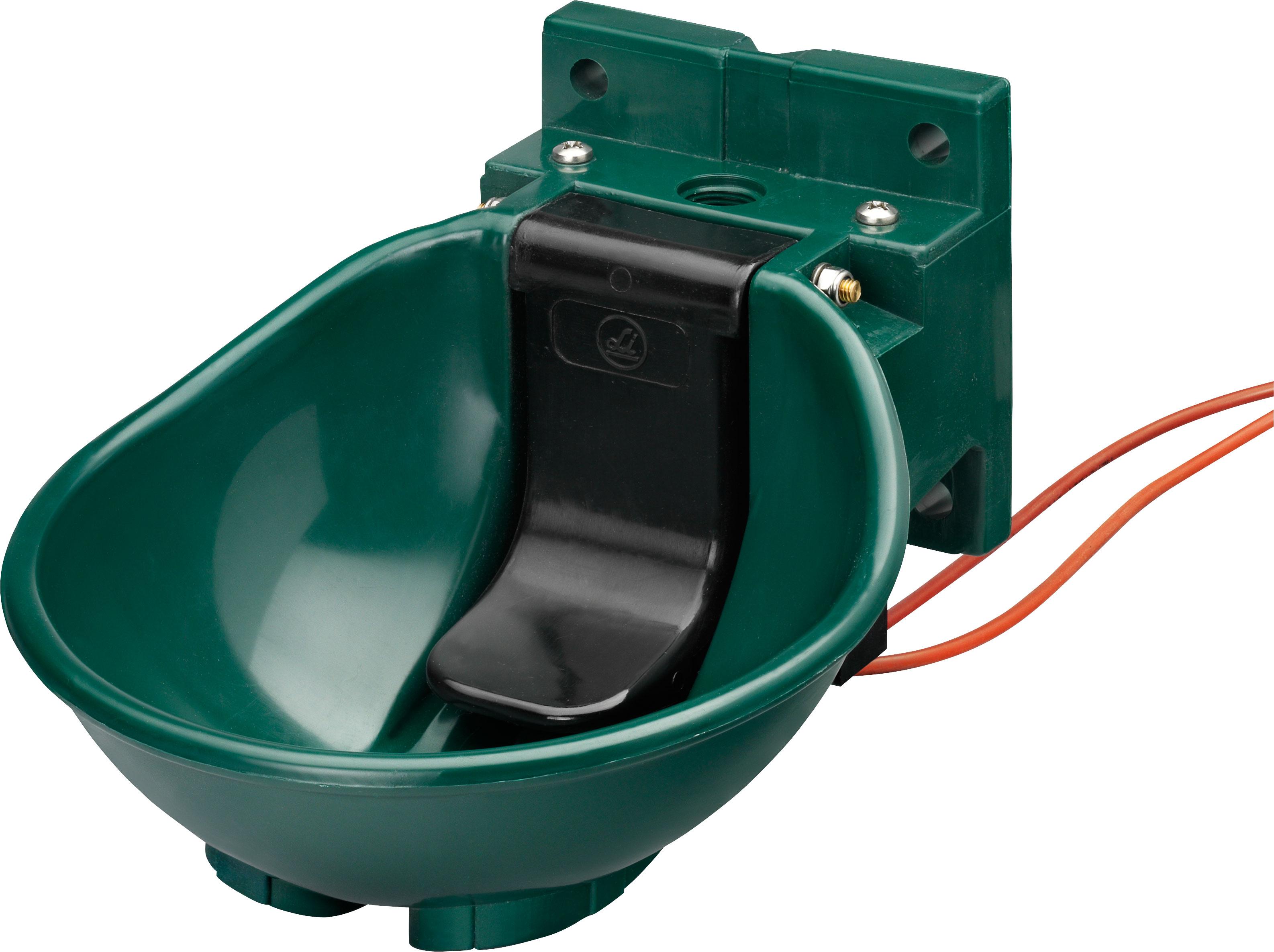 Tränkebecken SB 2 H mit Heizkabel 230 Volt / 45 Watt (Frostschutz bis ca. -30°C)