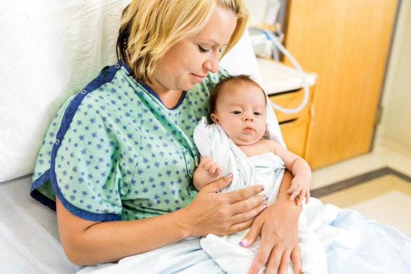 Jak uruchomić ciało po porodzie