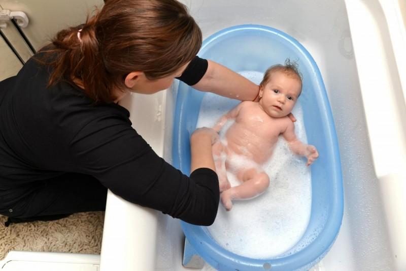 Pierwsza kąpiel – jak się do niej przygotować