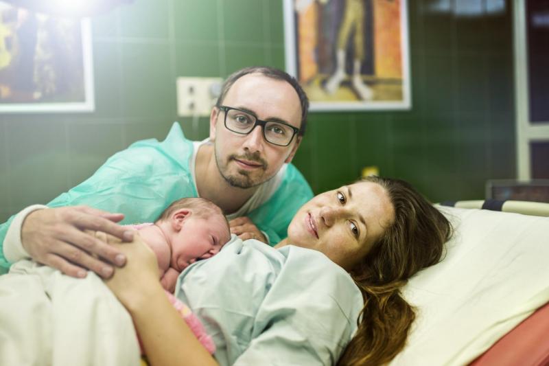 Znaczenie osoby wspierającej przy porodzie