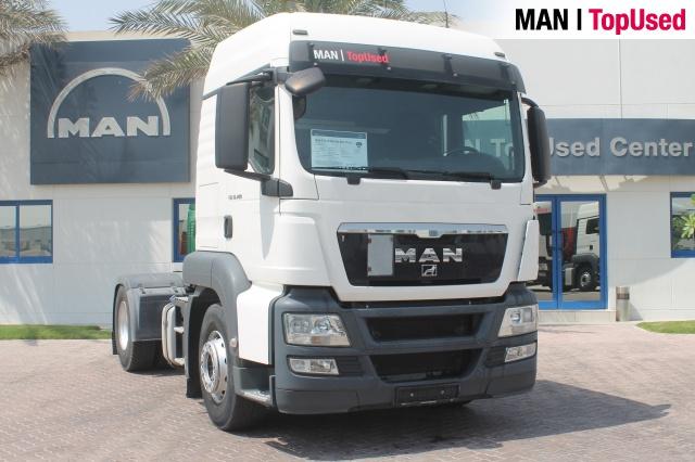 2011 MAN TGS 18.400 4X2 BLS-TS