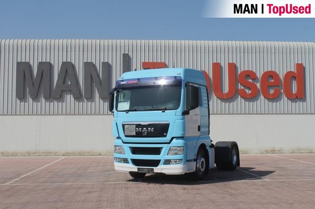 2010 MAN TGX 18.400 4X2 BLS